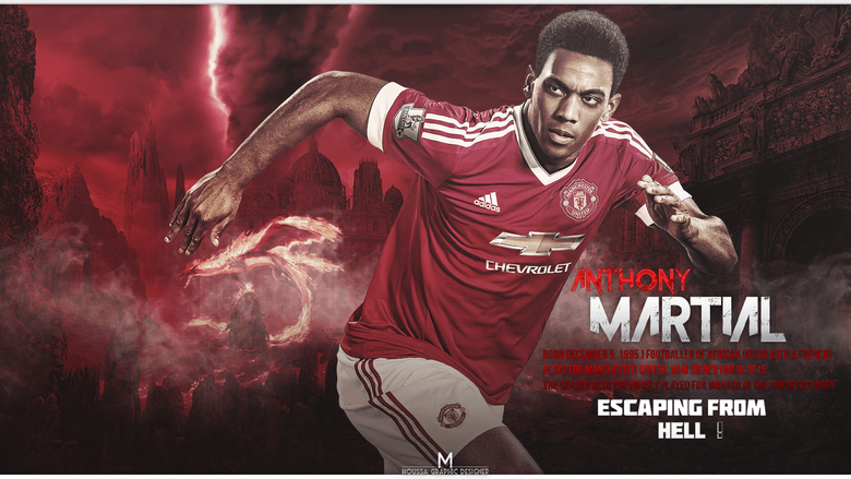Anthony Martial HD Image