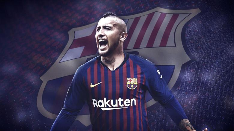 Barcelona agree deal for Bayern Munich midfielder Vidal