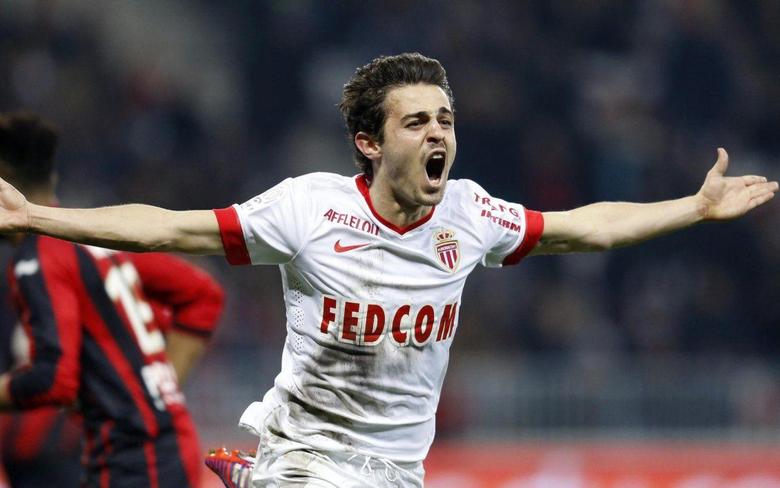 Man United plot 70M move for Bernardo Silva