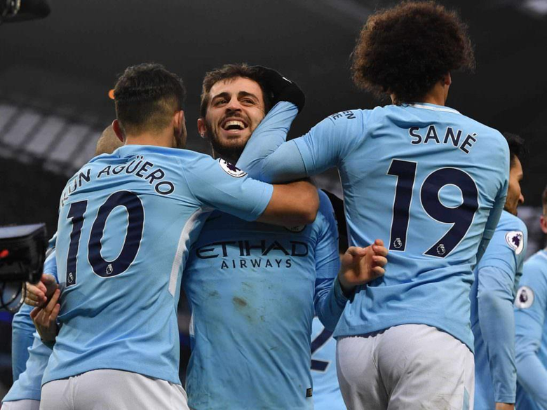 Bernardo Silva Securing title against Manchester United would be