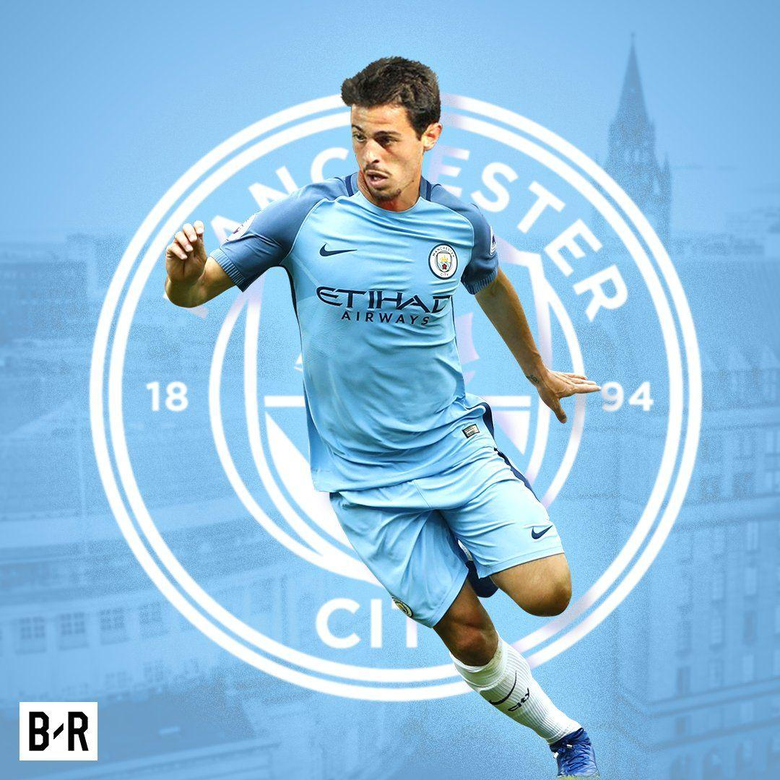Man City Signs Bernando Silva