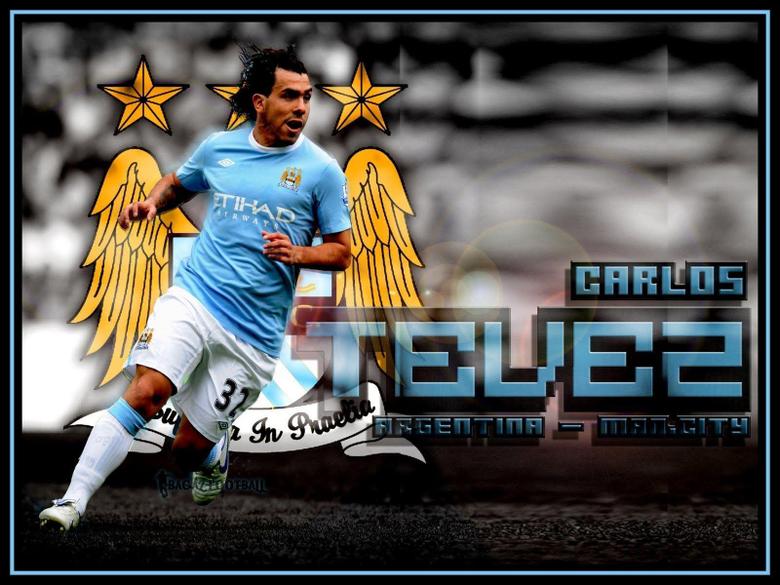 Carlos Tevez Exclusive HD Wallpapers