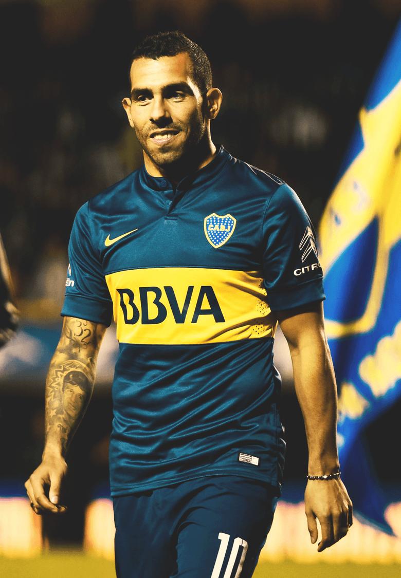Carlos Tevez Image
