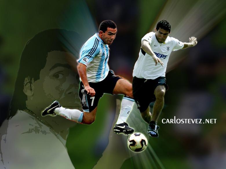 Carlos Tevez Wallpapers