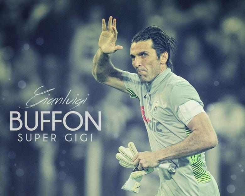 Gianluigi Buffon Juventus Legend Wallpapers