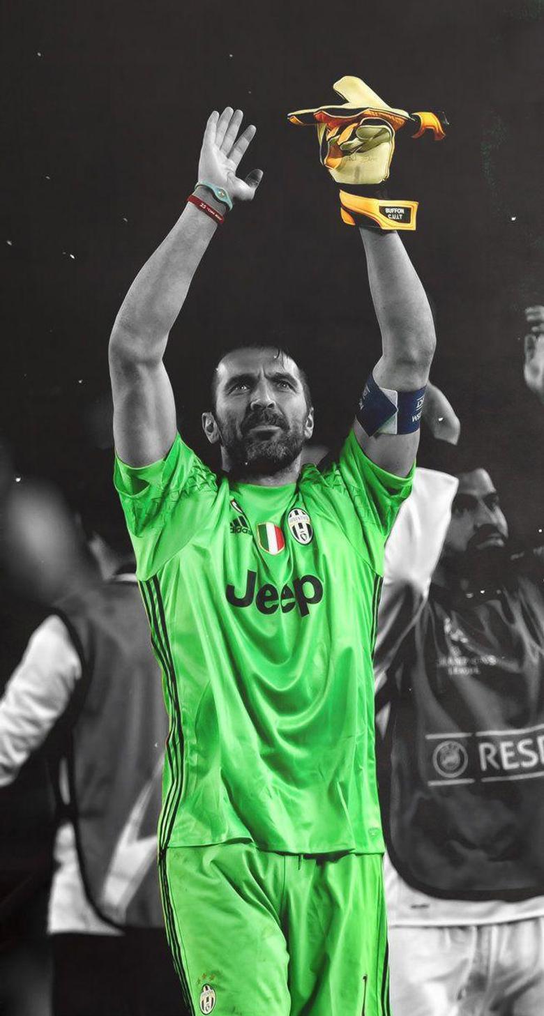 Gianluigi Buffon Juventus Lockscreen Wallpapers HD by adi