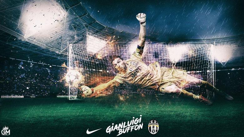 Gianluigi Buffon Wallpapers by GraphicalManiacs