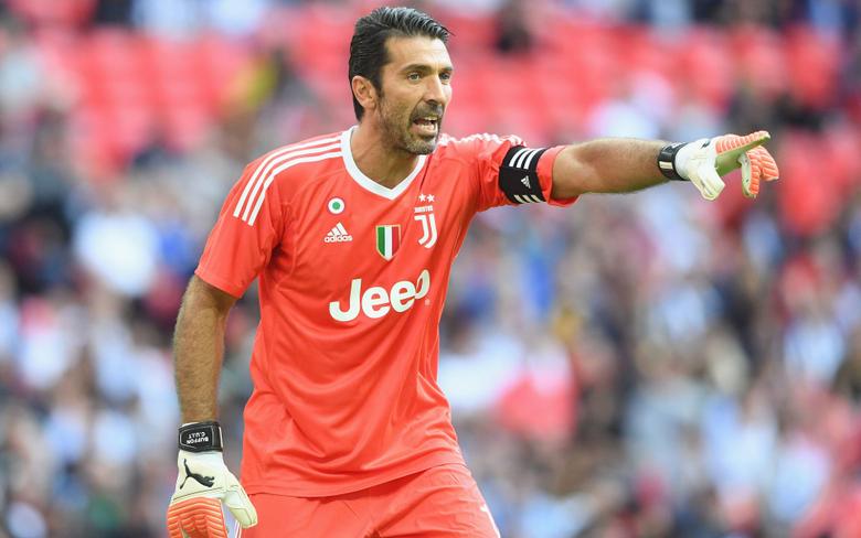 Gianluigi Buffon Italy Goalkeeper 1224x1224 Resolution