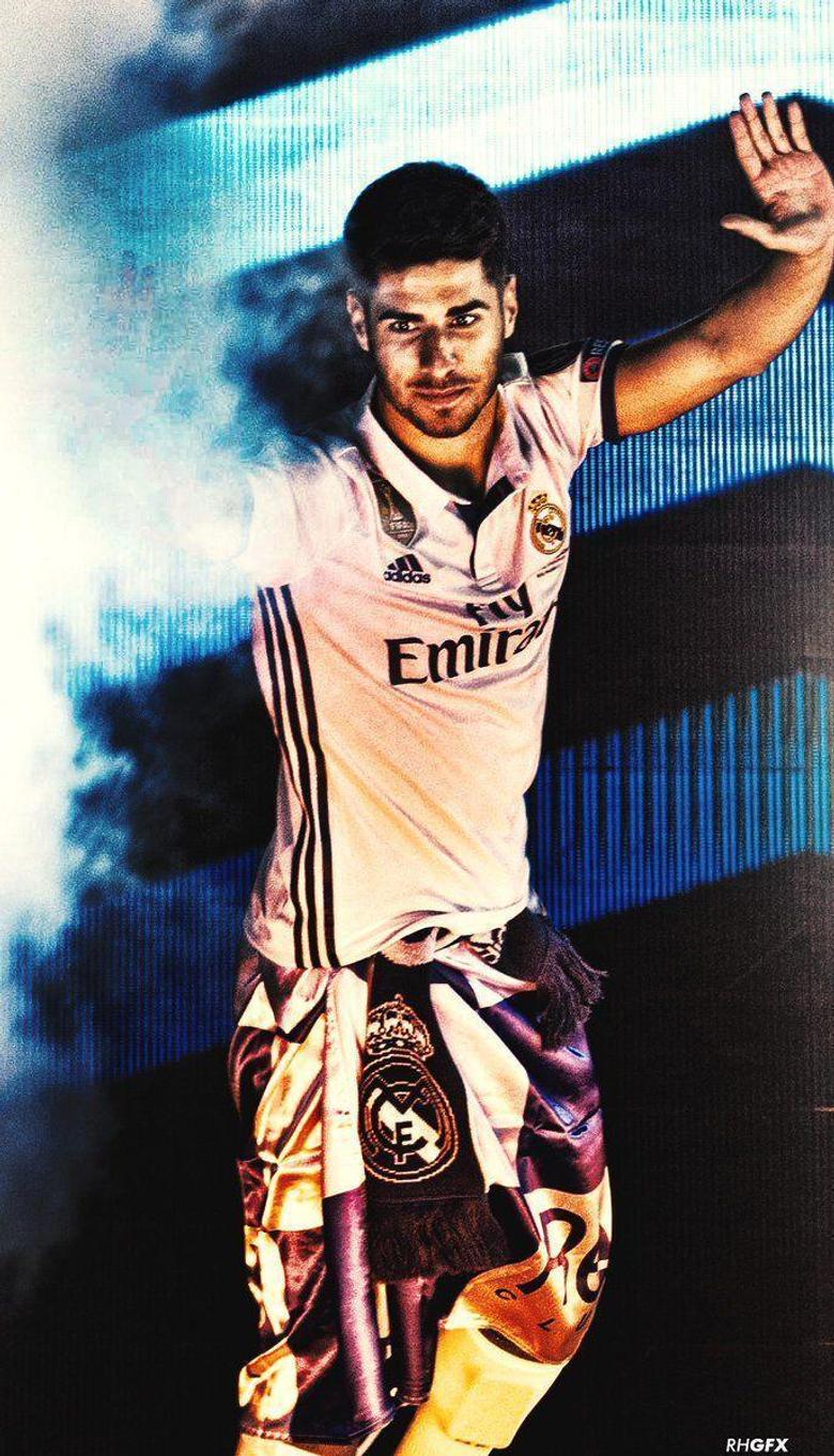 Marco Asensio Superpuchar RM
