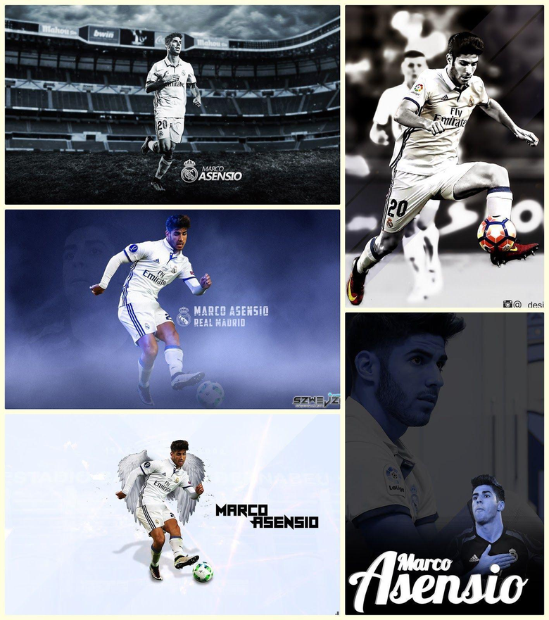 Marco Asensio Wallpapers for Iphone Android Desktop Windows Mac