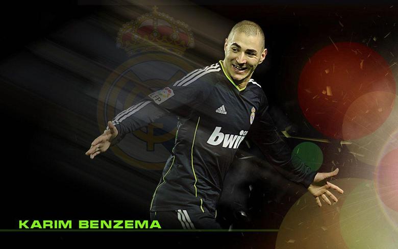 Karim Benzema Football Wallpapers