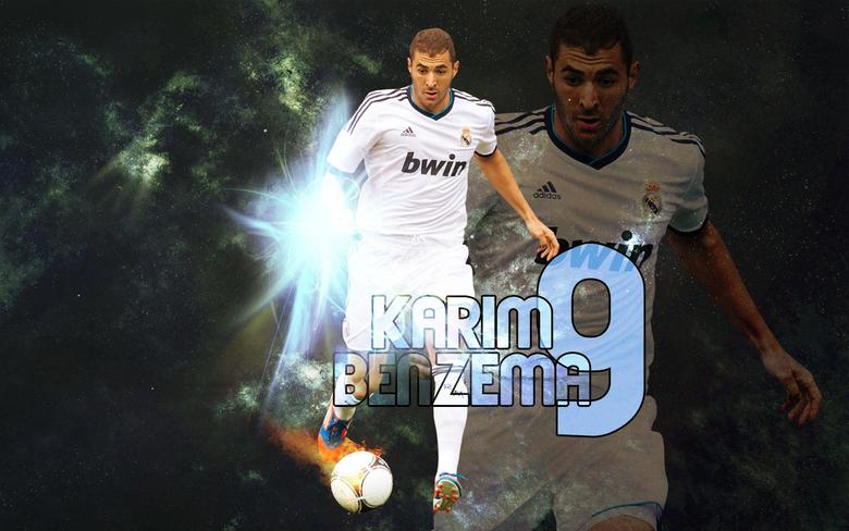 Karim Benzema Real Madrid Wallpapers