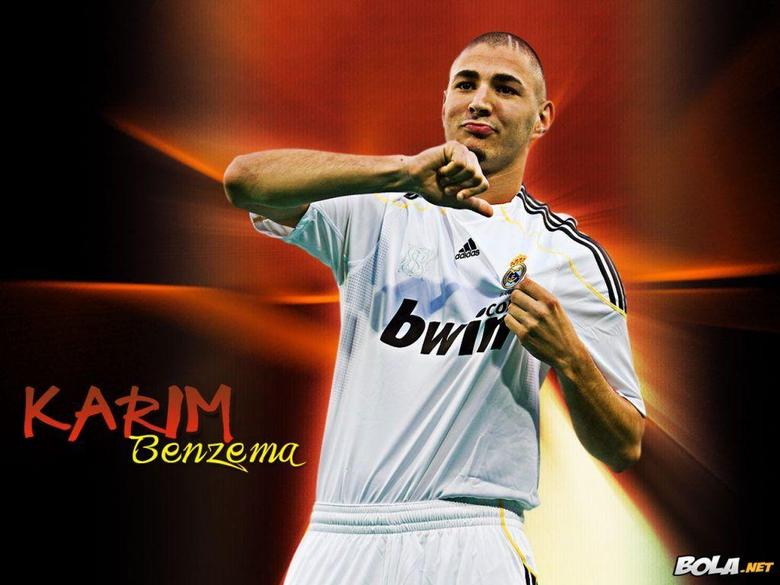 Karim Benzema Wallpapers 7