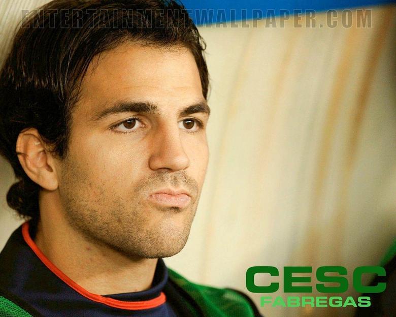 Cesc Fabregas Wallpapers HD