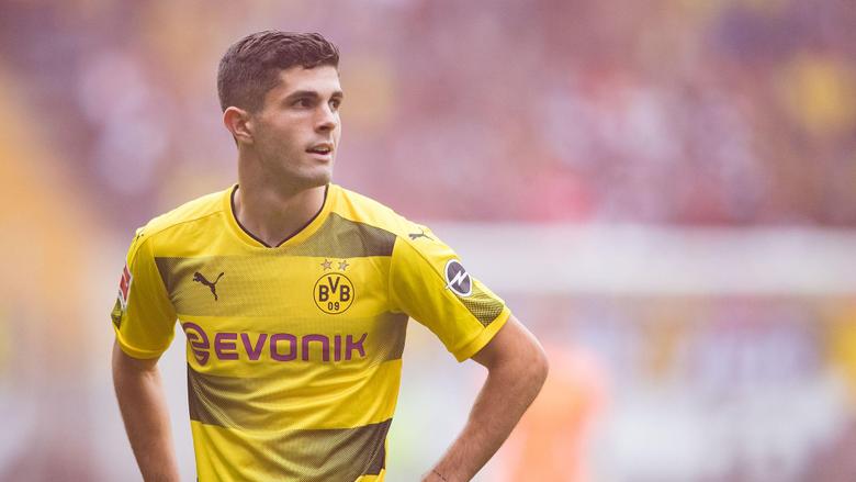 Christian Pulisic the man to get Borussia Dortmund back on track