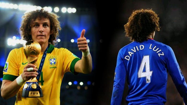 David Luiz HD Wallpapers