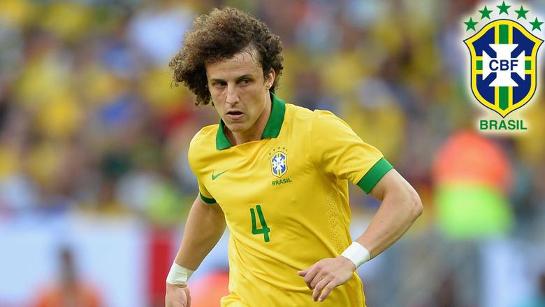 David Luiz National Team HD Desktop Wallpaper Instagram photo
