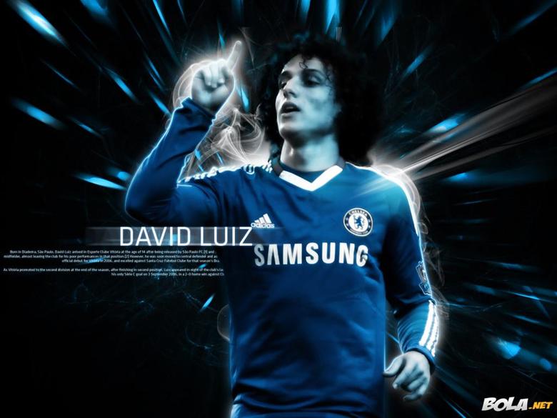 David Luiz Wallpapers HD 2013