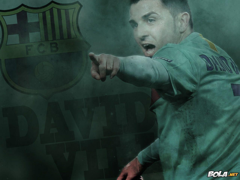 wallpapers picture David Villa Wallpapers 2011