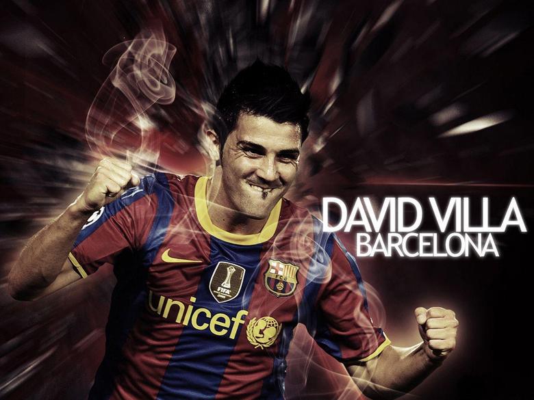 David Villa Wallpapers 2013 17227 Hd Wallpapers in Football