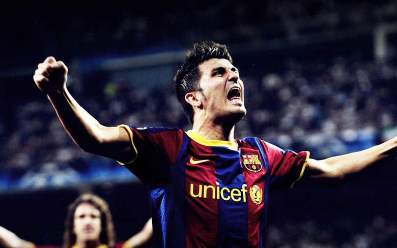 David Villa Wallpapers and Pictures