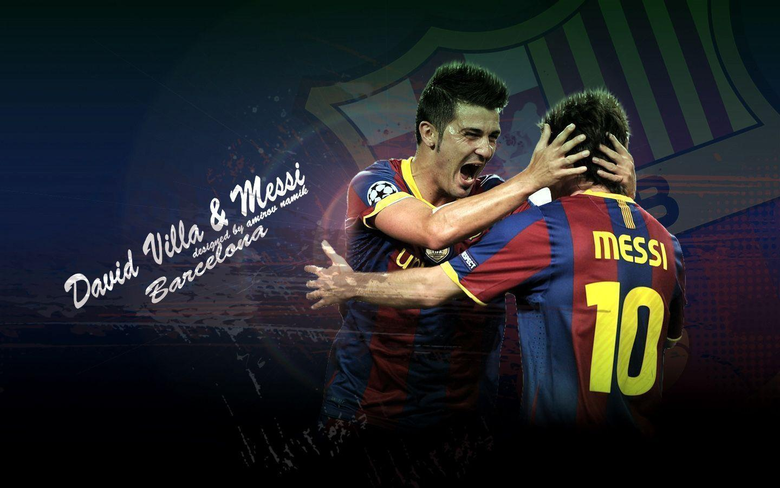 Best David Villa Wallpapers Sport Player for your Desktop