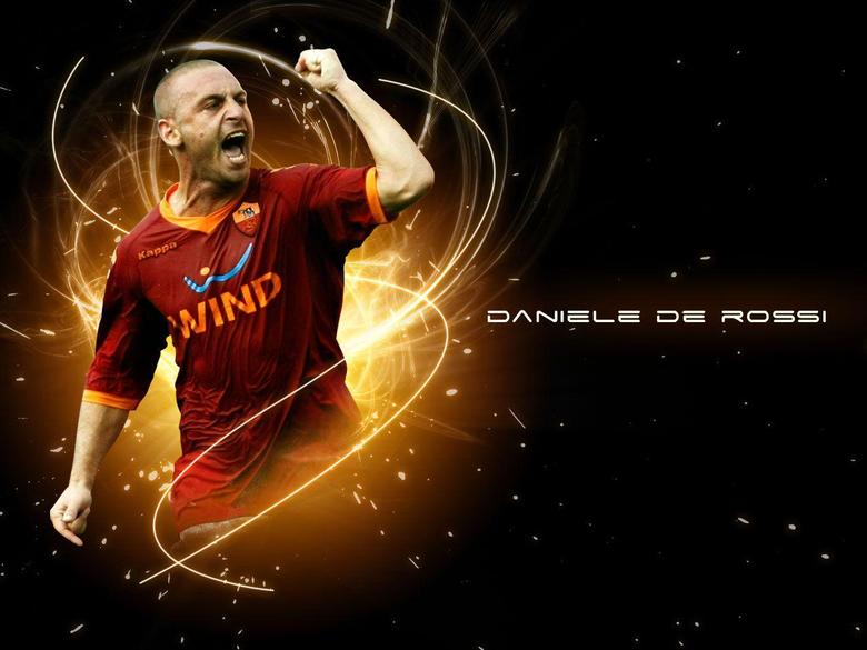 Top Football Players Daniele De Rossi 2011