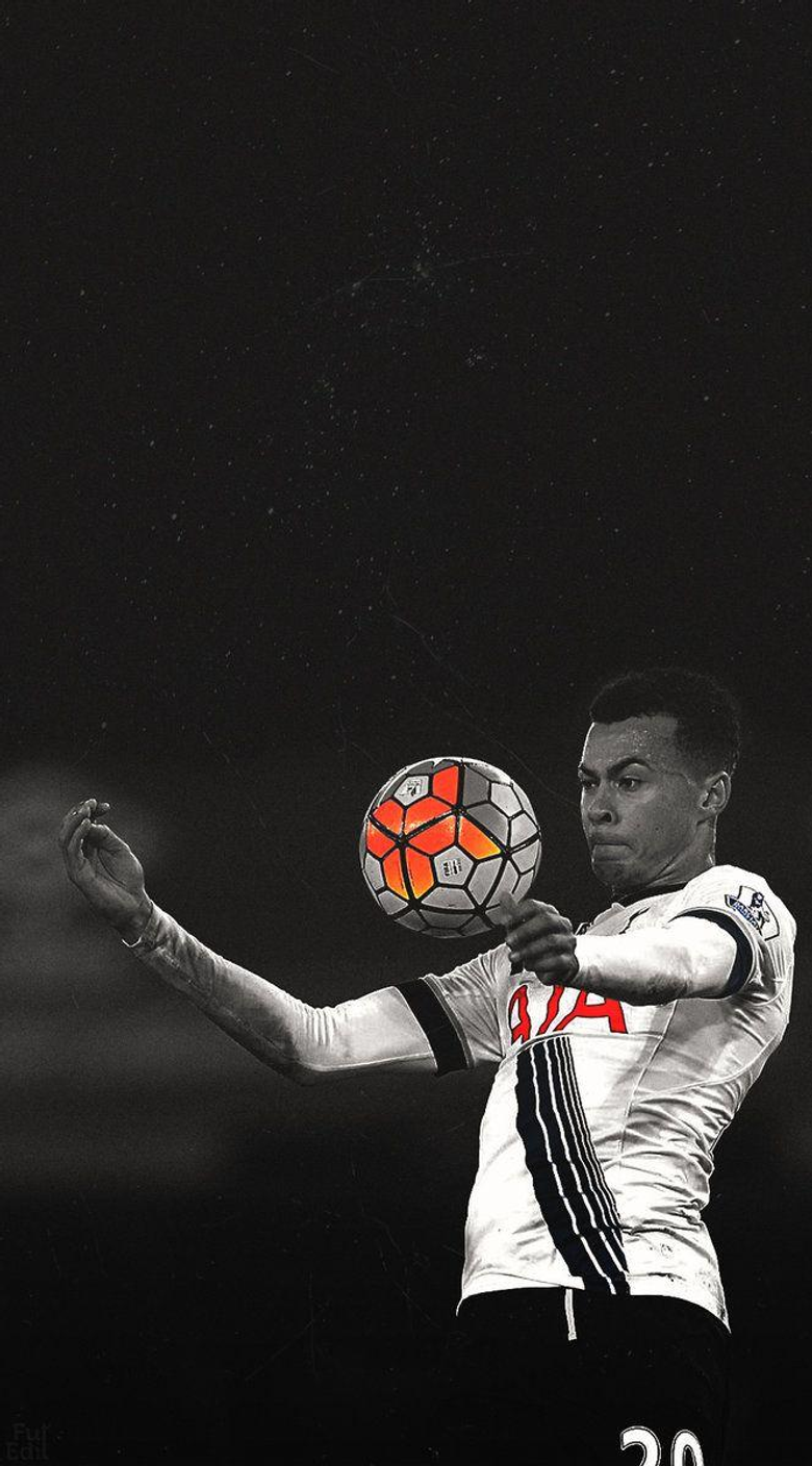Dele Alli Phone Wallpapers HQ HD by Futedit