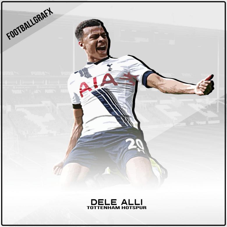 Dele Alli Tottenham Hotspur