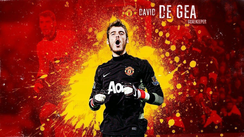 David De Gea 2014 HD Wallpapers