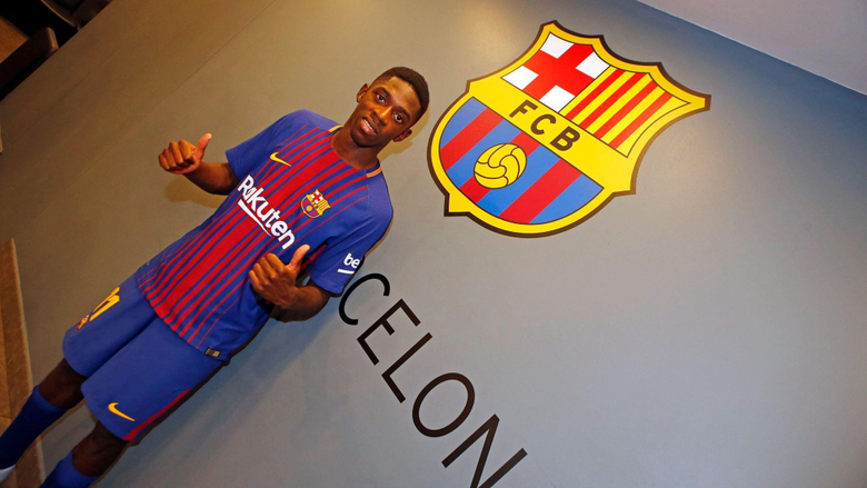 Ousmane Dembele is a signing Barcelona were badly needing