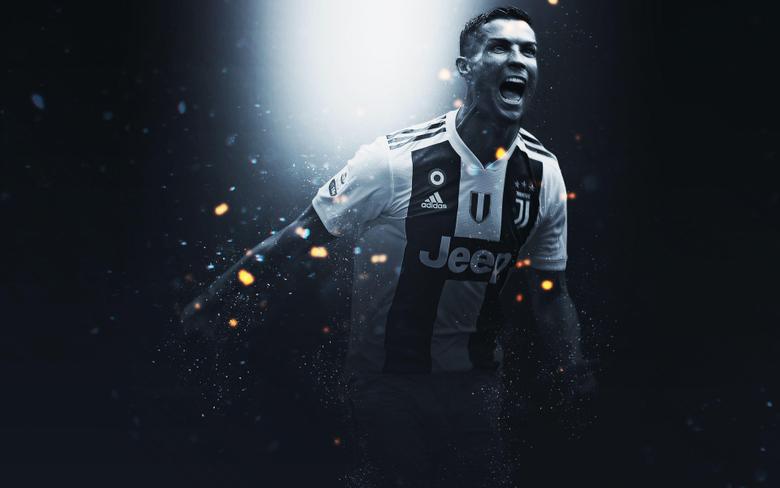 Cristiano Ronaldo Juventus FC HD Sports 4k Wallpapers Image