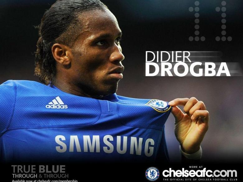 Didier Drogba Hd Wallpapers