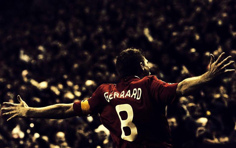 Steven Gerrard HD Wallpapers
