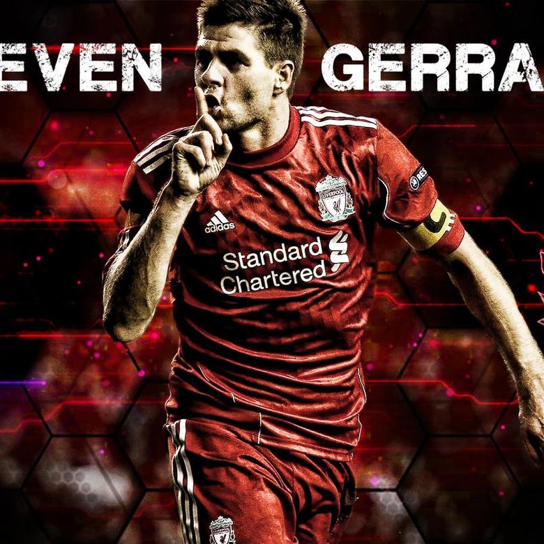Steven Gerrard Wallpapers 3