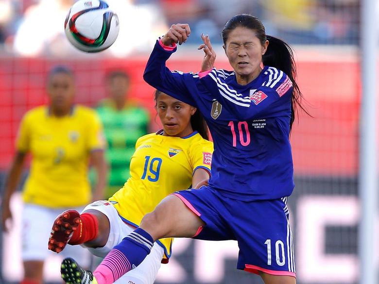 football acutalités Football Japan s Sawa 2011 women s player