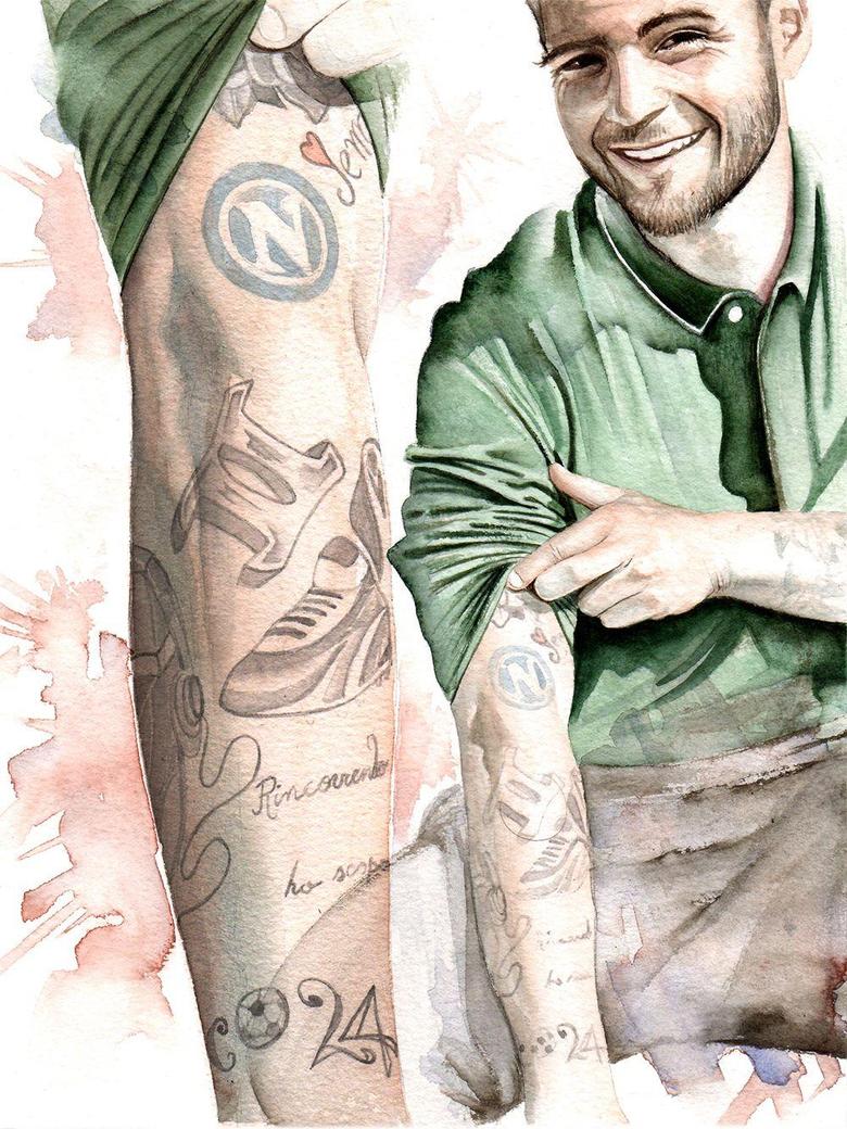 Lorenzo Insigne by Davide Morettini Forza27