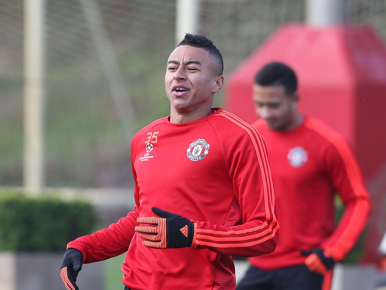 CSKA Moscow vs Manchester United team news Jesse Lingard handed