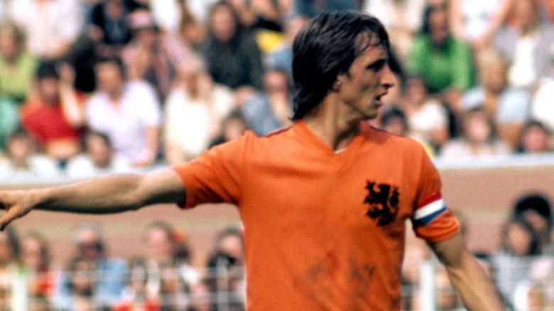 Johan Cruijff The Total Footballer HD