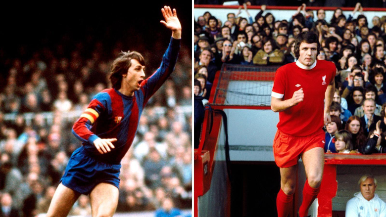 Johan Cruyff and Liverpool The unlikely catalysts for the other s