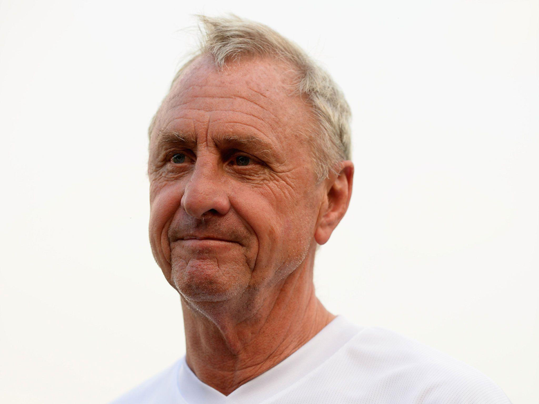 Johan Cruyff The balletic genius who changed football all over