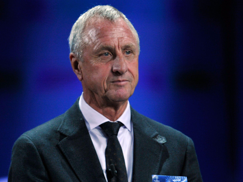 Barcelona legend Johan Cruyff reveals disappointment that lung
