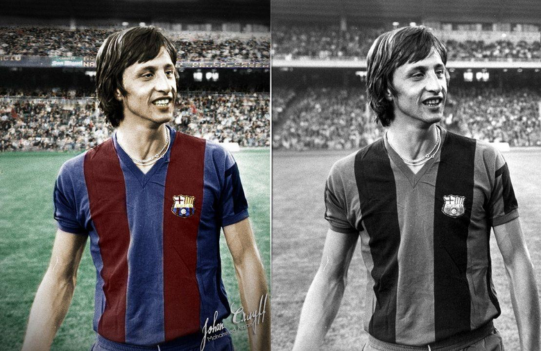 Johan Cruyff by MohammedAzzam