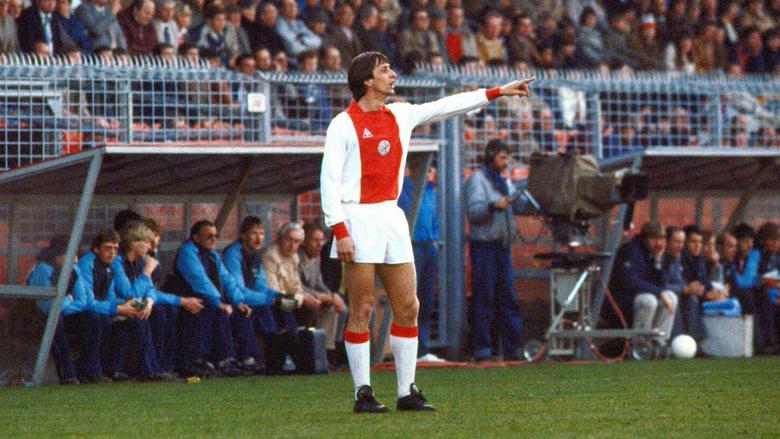 A Tribute to the Eternal Johan Cruyff God s Gift to Football