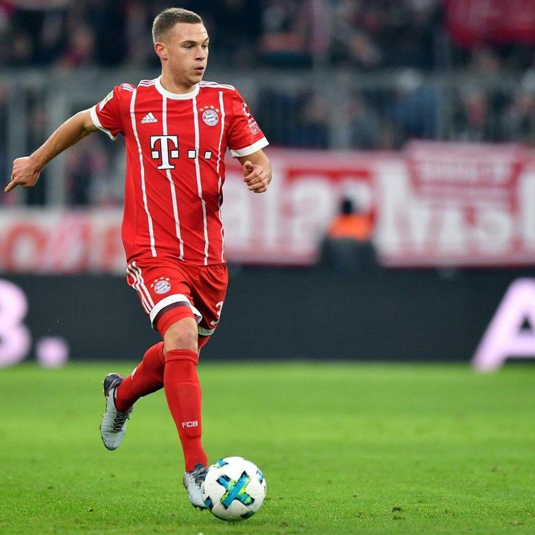 wallpapers Joshua Kimmich Bayern Munich 4k German