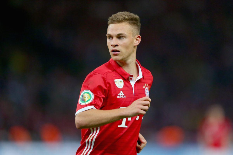 Joshua Kimmich spins out of trouble
