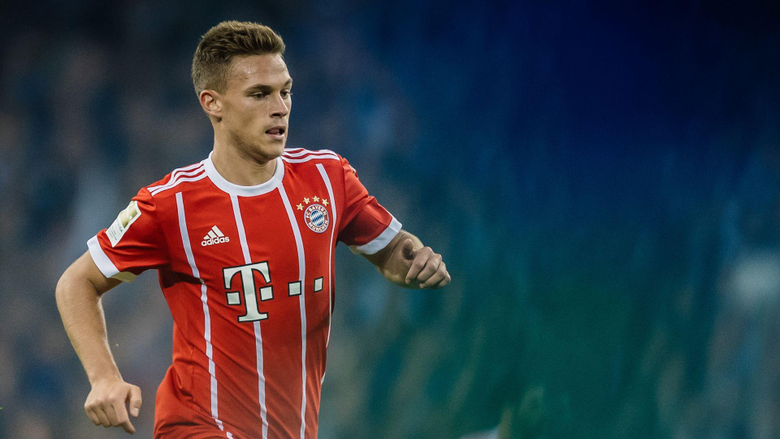 Joshua Kimmich From third