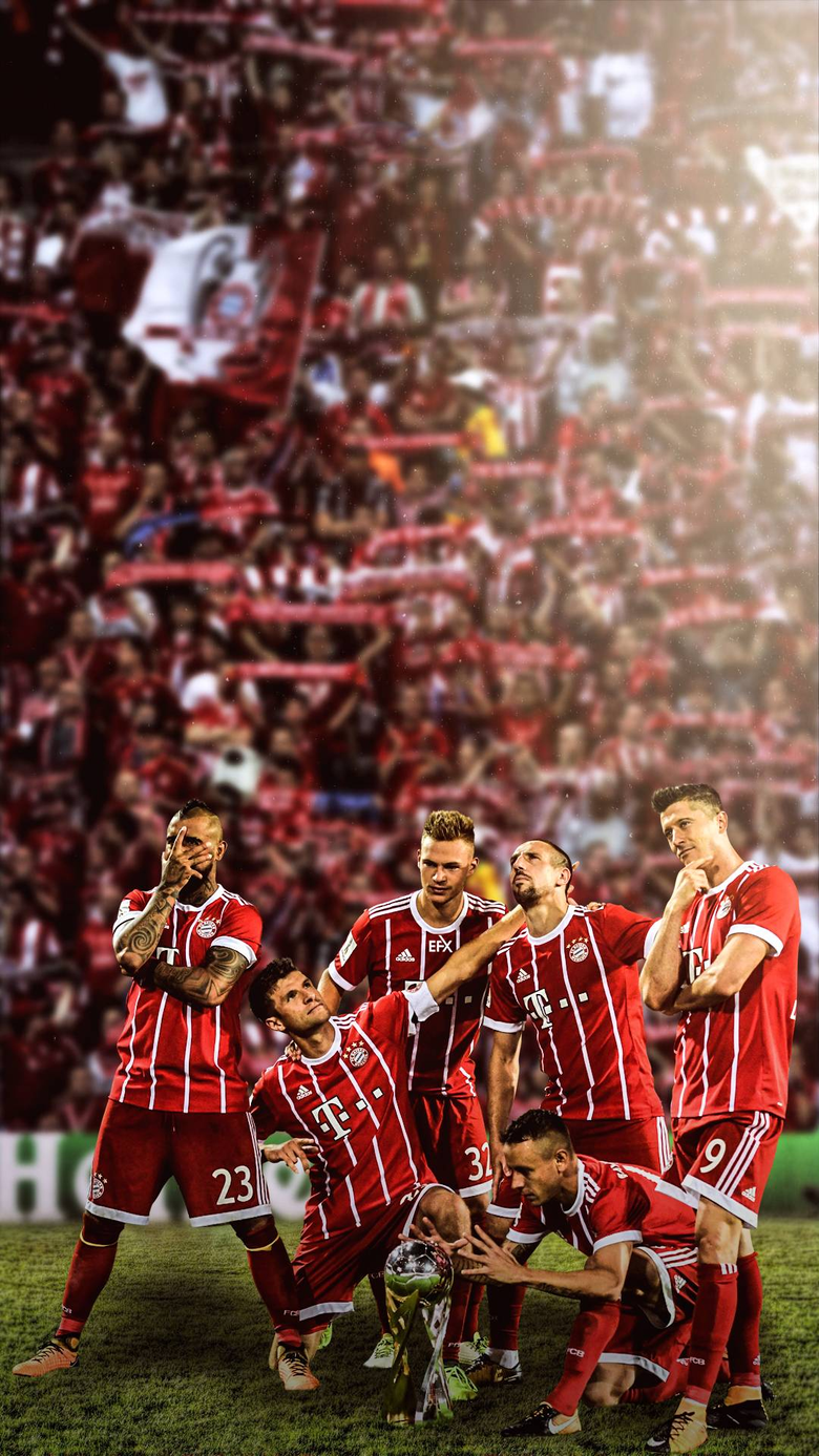 Wallpapers material fcbayern