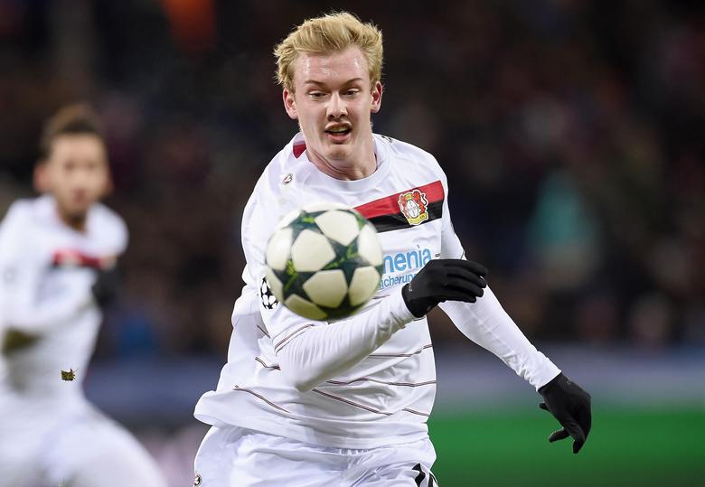 Would Bayer Leverkusen winger Julian Brandt suit Liverpool