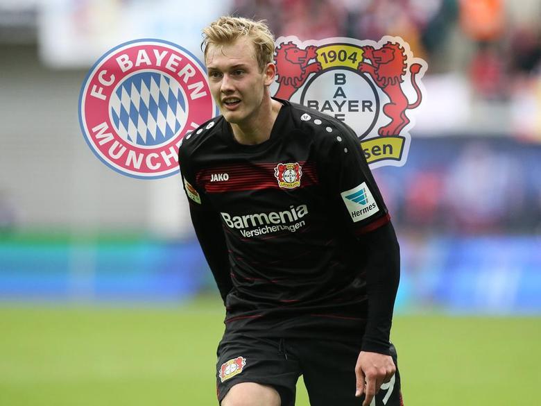 Brandt Irgendwo zwischen Bayern und Bayer